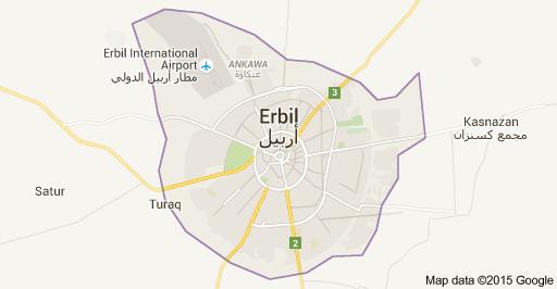 GPS Tracking Erbil