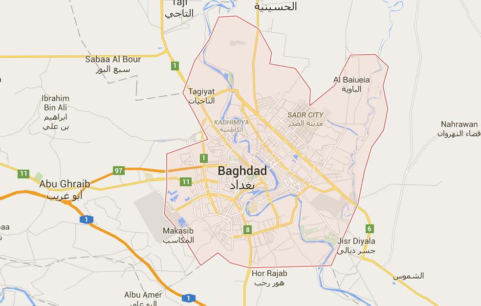 car gps tracking in baghdad governorate