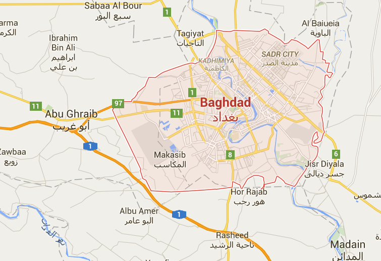Car GPS Tracking in Baghdad