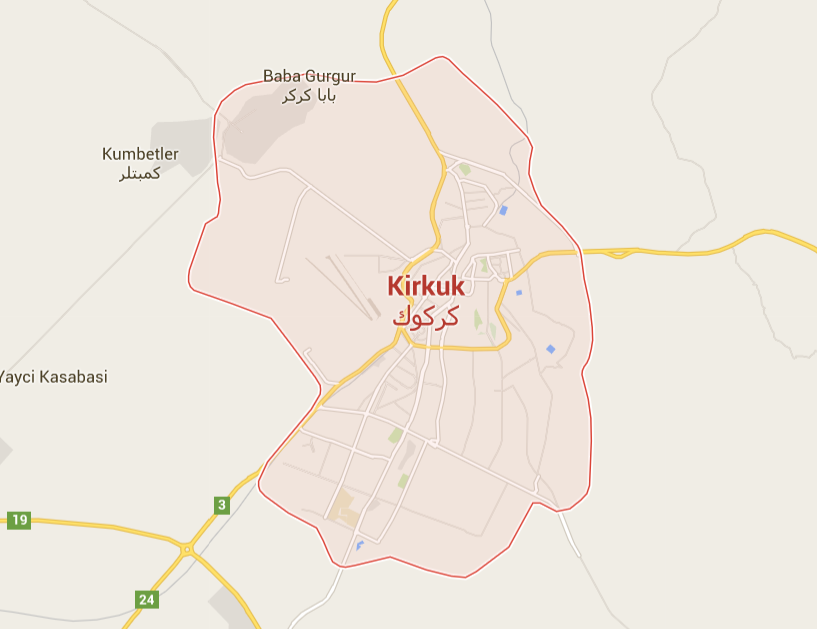 Car GPS Tracking in Kirkuk Iraq