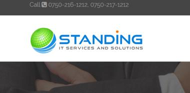standingtech logo