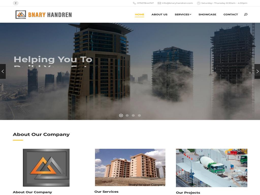Bnary Handren Company