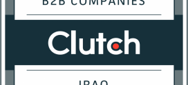 Standing Tech Company Awarded as Top B2B Company in Iraq by Clutch!